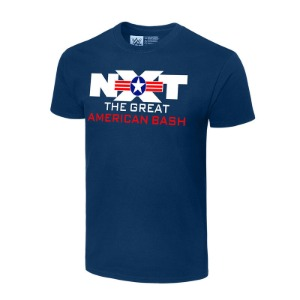NXT[The Great American Bash]정품 셔츠