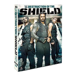 쉴드[The Destruction of the Shield]정품 DVD