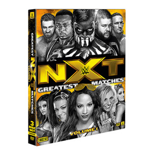 WWE NXT[Greatest Matches Vol.1]정품 DVD