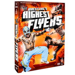 [Wrestling's Highest Flyers]정품 DVD