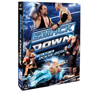 WWE[Best of SmackDown!2009-2010]정품 DVD