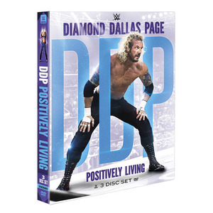DDP[Positively Living]정품 DVD