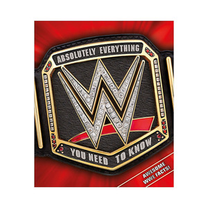 WWE[Absolutely Everything You Need to Know]하드커버북