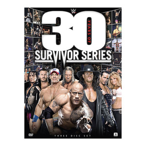 WWE[Years of Survivor Series]정품 DVD