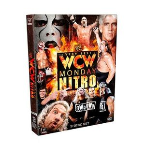 WWE[The Best of Nitro]정품 DVD