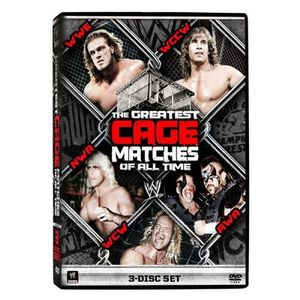 WWE[The Greatest Cage Matches of All Time]정품 DVD
