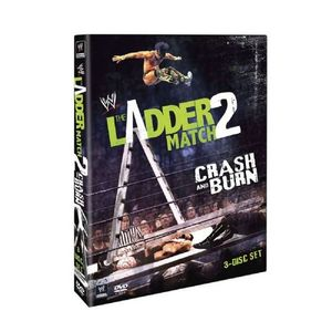 WWE[The Ladder Match 2: Crash and Burn]정품 DVD