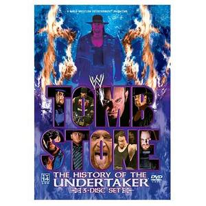 언더테이커[History of the Undertaker ]정품 DVD